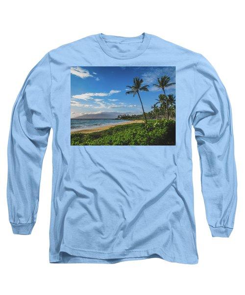 Wailea Beach Long Sleeve T-Shirt
