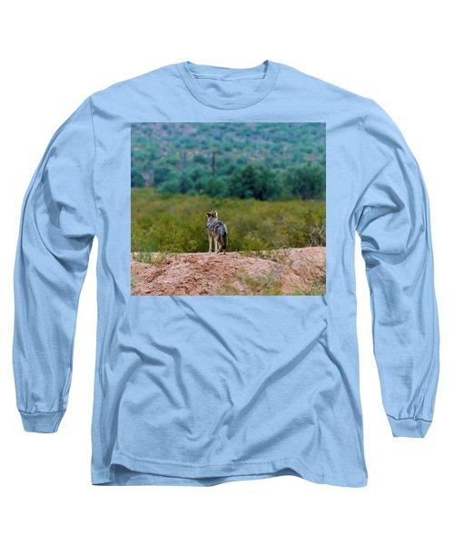 Wakeup Call Long Sleeve T-Shirt