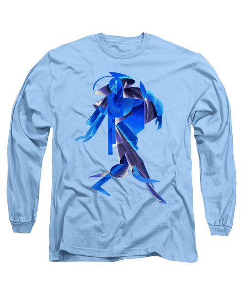 Walking On Water Long Sleeve T-Shirt by Robert G Kernodle