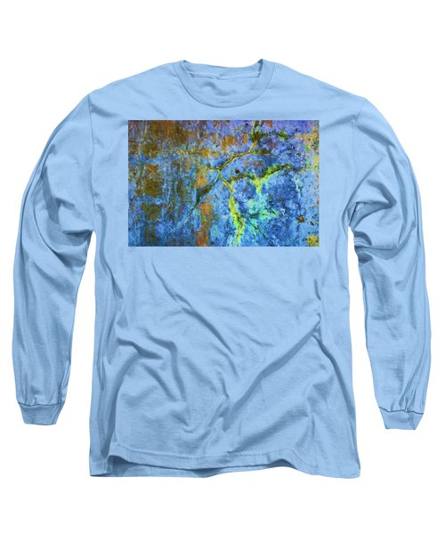 Wall Abstraction I Long Sleeve T-Shirt