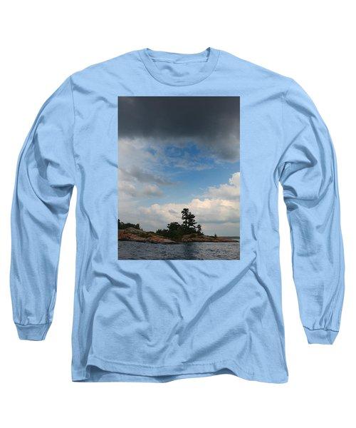 Wall Island 3623 Dramatic Sky Long Sleeve T-Shirt