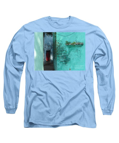 Walls Long Sleeve T-Shirt