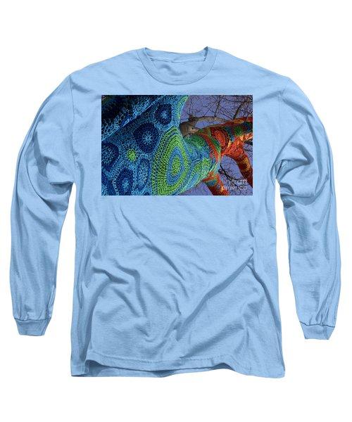 Warm Wrap Long Sleeve T-Shirt