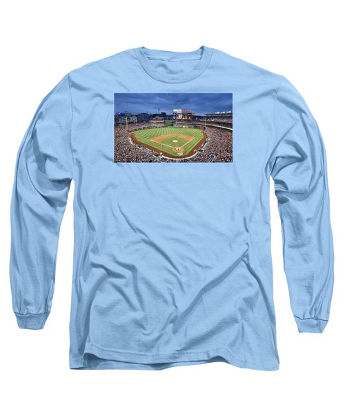 Washington Nationals Park - Dc Long Sleeve T-Shirt