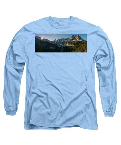 Washington Pass Rising Long Sleeve T-Shirt