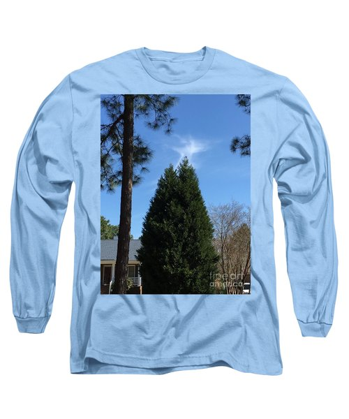 Watch And Listen To The Birds Long Sleeve T-Shirt