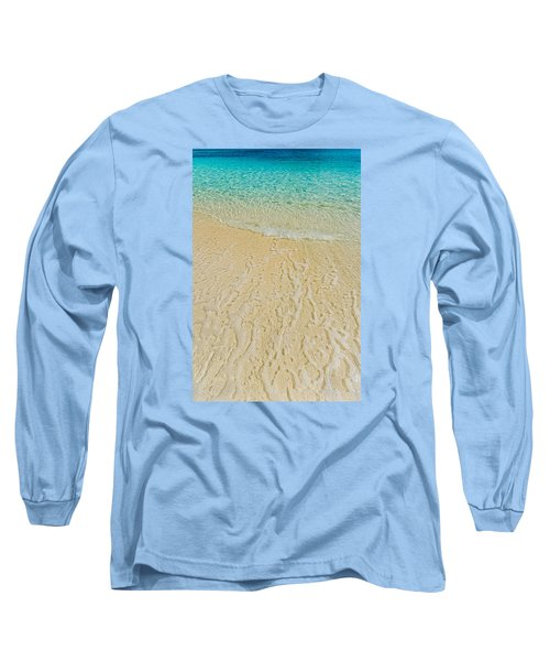 Water Abstract 1 Long Sleeve T-Shirt