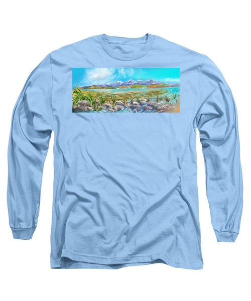 Water For Irrigation  Long Sleeve T-Shirt