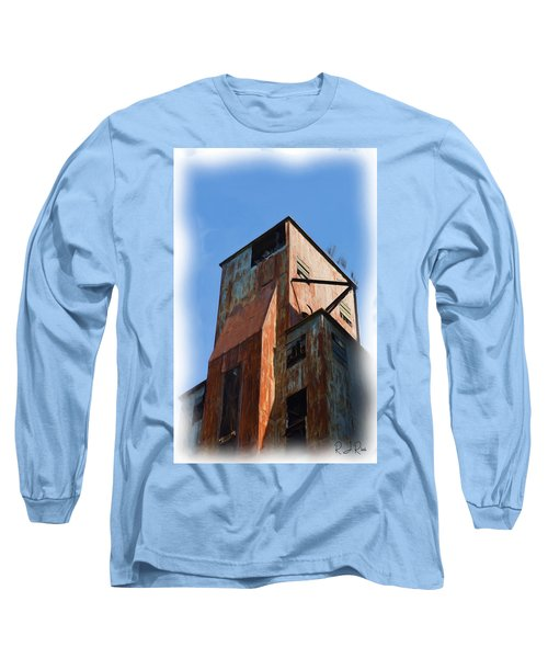 Waterfront Decay Two Long Sleeve T-Shirt