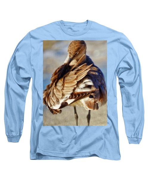 Waterless Bath Day Long Sleeve T-Shirt