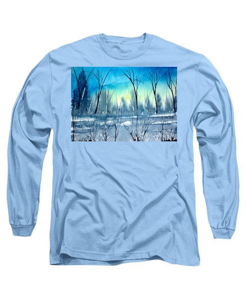 Water's Edge Long Sleeve T-Shirt