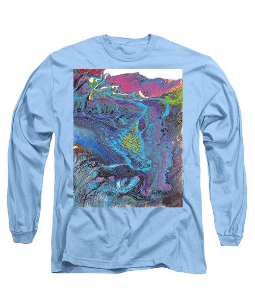 Way To Santa Fe Long Sleeve T-Shirt