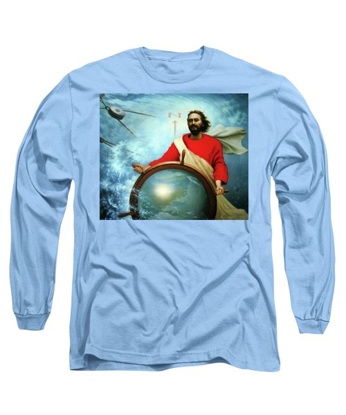 We Are The World Long Sleeve T-Shirt