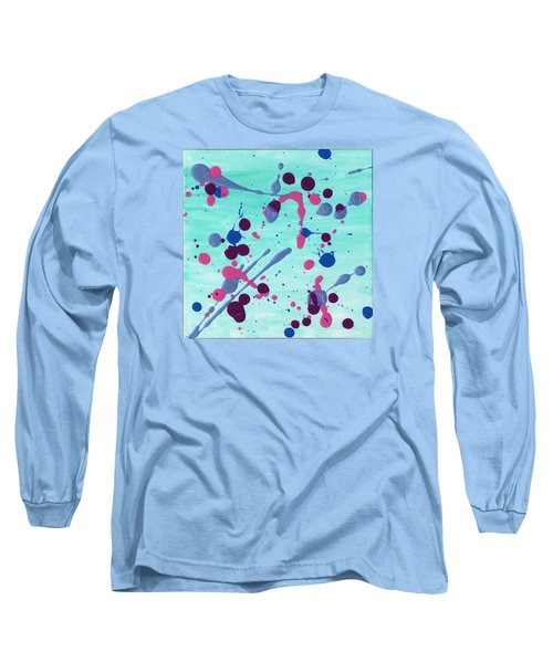 Wednesday Afternoon Long Sleeve T-Shirt by Phil Strang