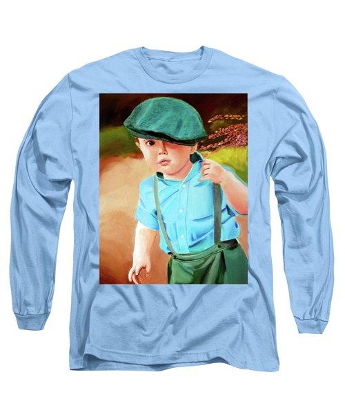 Wee Laddie  Long Sleeve T-Shirt