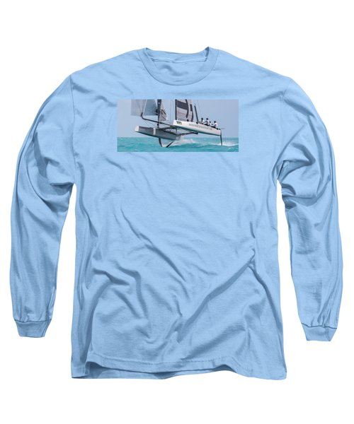 We're Flying Now Long Sleeve T-Shirt