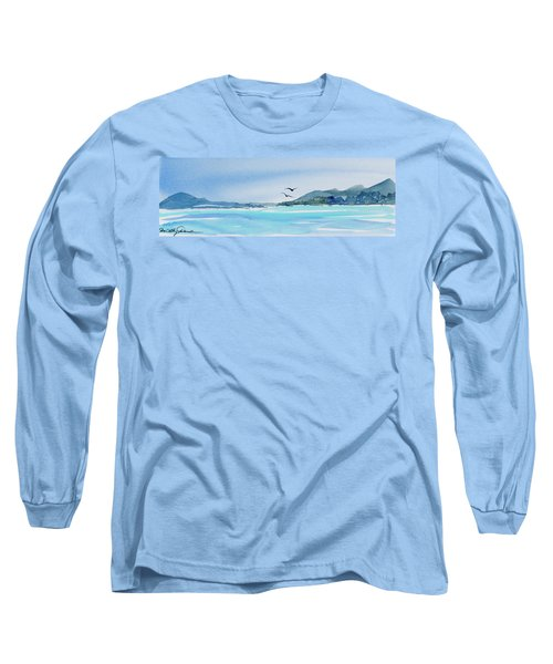 West Coast  Isle Of Pines, New Caledonia Long Sleeve T-Shirt
