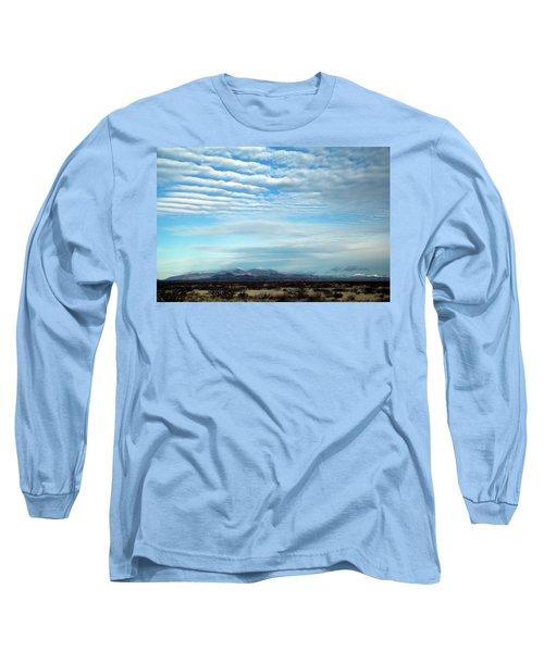 West Texas Skyline #2 Long Sleeve T-Shirt