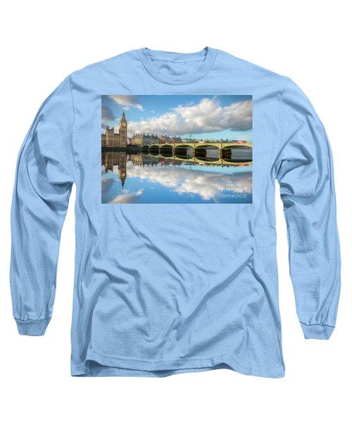 Westminster Bridge London Long Sleeve T-Shirt