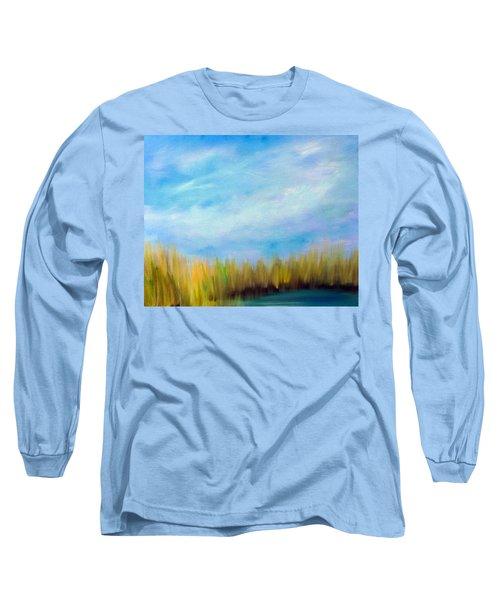 Wetlands Morning Long Sleeve T-Shirt