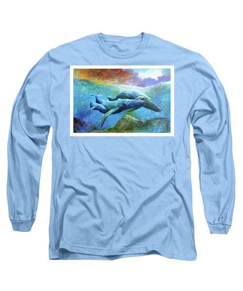 Whale Watch Long Sleeve T-Shirt