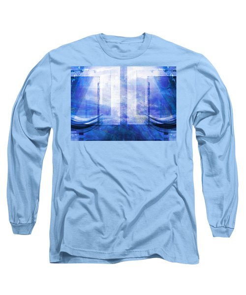 Whales Talking Long Sleeve T-Shirt