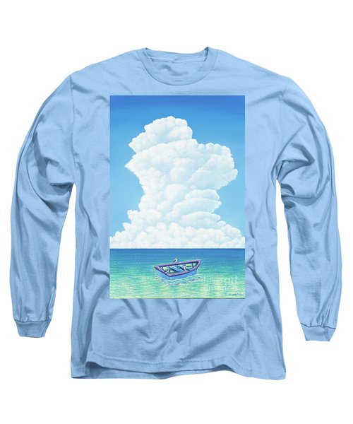 When Three Is Not A Crowd Long Sleeve T-Shirt