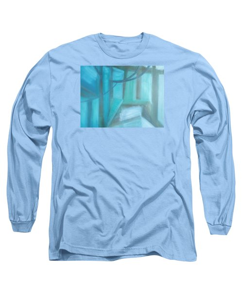 Where Is The Road? Long Sleeve T-Shirt