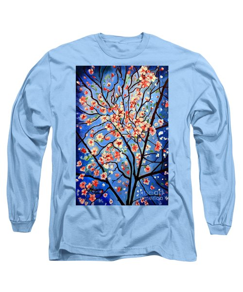 Whimsical Long Sleeve T-Shirt