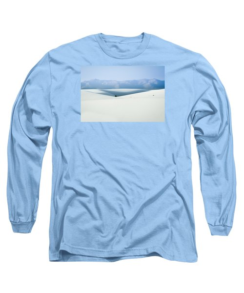 White Sands, New Mexico Long Sleeve T-Shirt