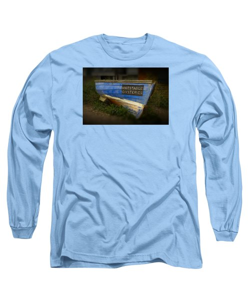 Whitstable Oysters Long Sleeve T-Shirt
