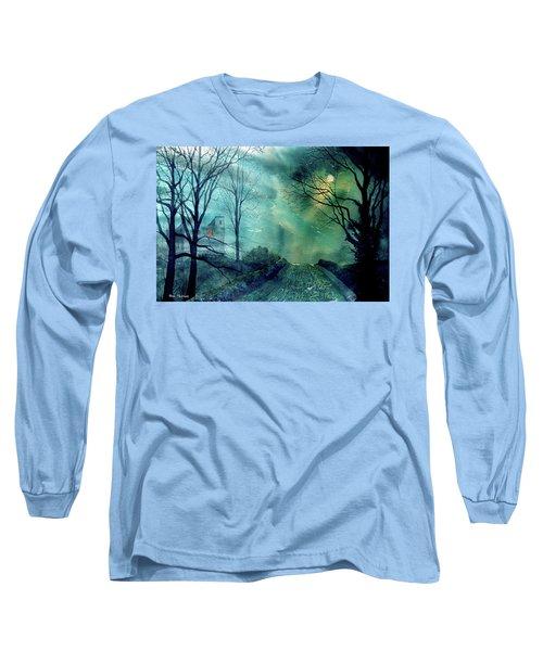 Whorlton Castle Long Sleeve T-Shirt
