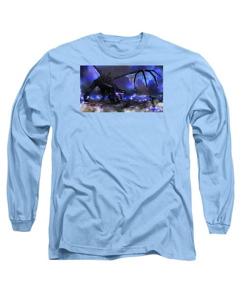 Why The Rum Is Gone Long Sleeve T-Shirt