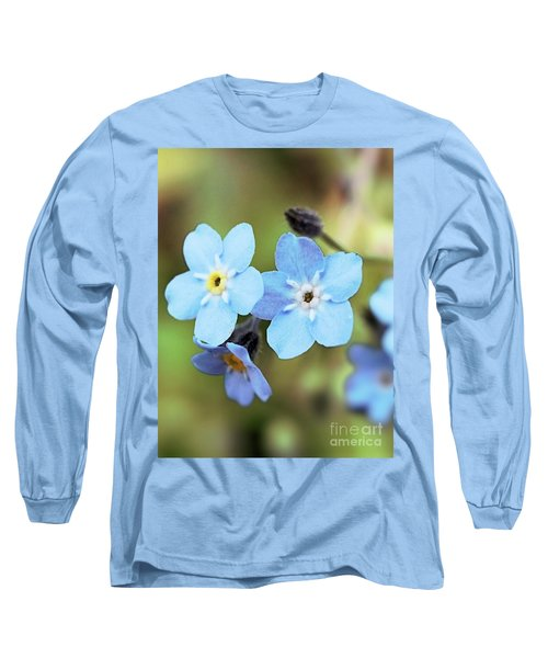 wild and Beautiful 4 Long Sleeve T-Shirt