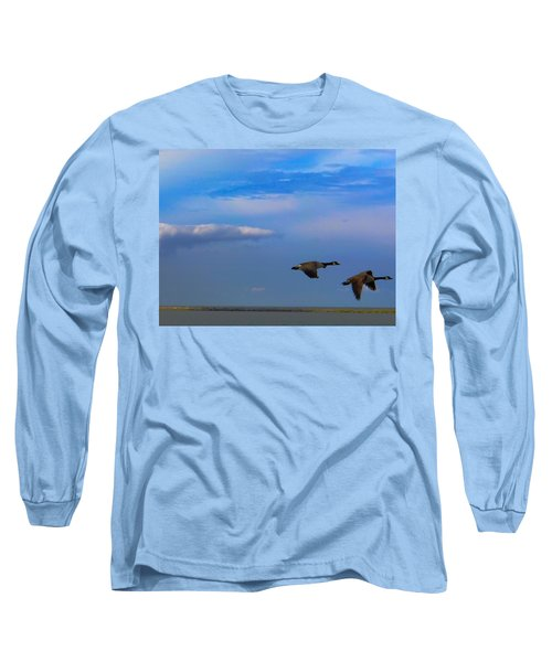 Wild Goose Chase Long Sleeve T-Shirt
