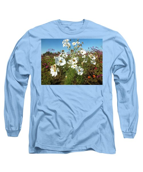 Wildflower Mania Long Sleeve T-Shirt