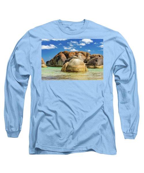 William Bay Long Sleeve T-Shirt