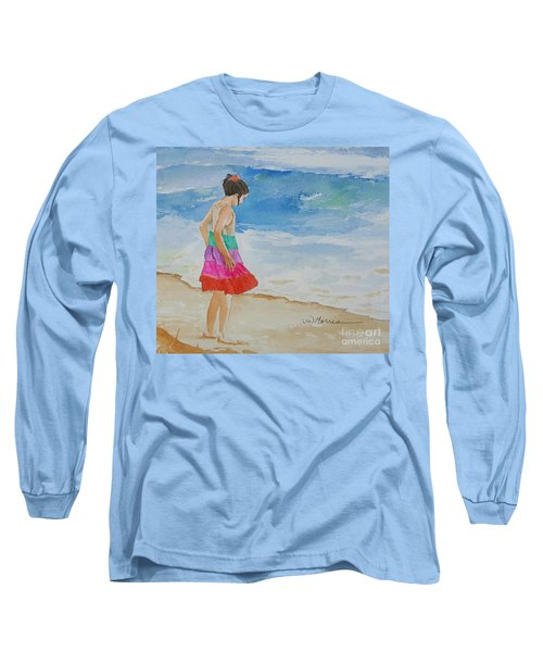 Willow At Rosemary Beach Long Sleeve T-Shirt
