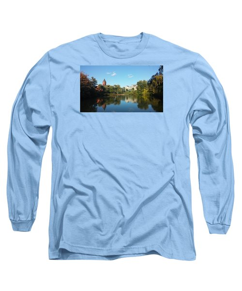 Winchester,ma Scenery Long Sleeve T-Shirt
