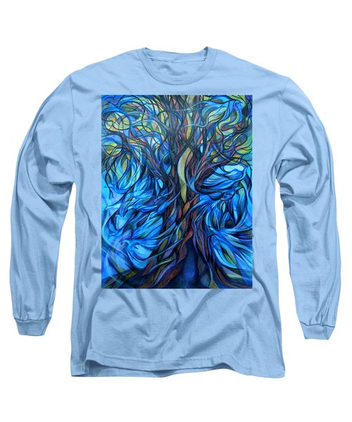 Wind From The Past Long Sleeve T-Shirt