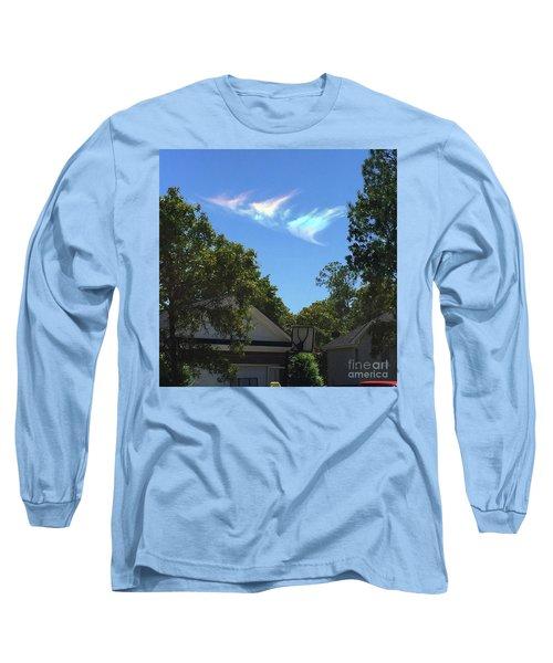Window From Heaven Long Sleeve T-Shirt