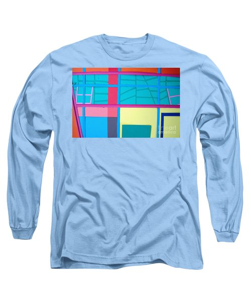 Window Reflections Long Sleeve T-Shirt