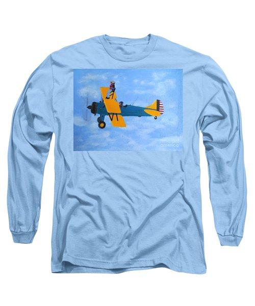 Wing Walker Long Sleeve T-Shirt