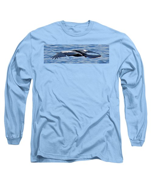 Wings Over Water Long Sleeve T-Shirt