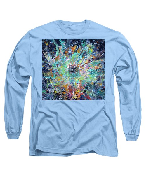 Long Sleeve T-Shirt featuring the painting Winners And Losers by Fabrizio Cassetta