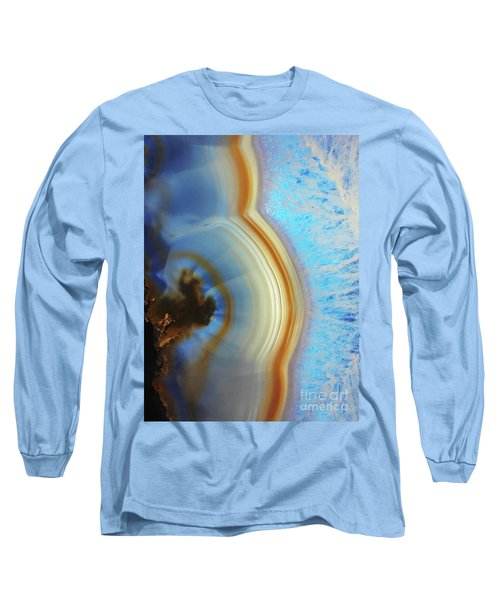 Winter Agate Long Sleeve T-Shirt