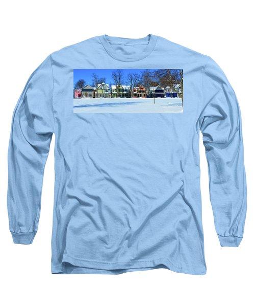 Winter At Ti Park Long Sleeve T-Shirt