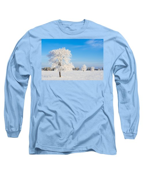 Winter Frostland Long Sleeve T-Shirt