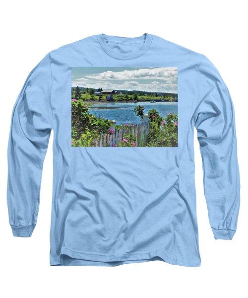 Winter Harbor Long Sleeve T-Shirt