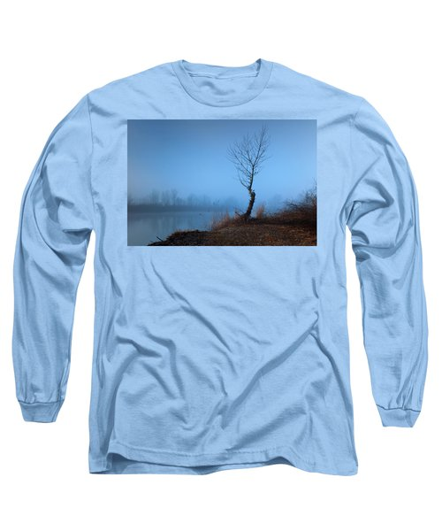 Winter Loner Long Sleeve T-Shirt